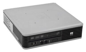 HP Compaq dc7900p UltraSlim Desktop Core 2 Duo 2.93GHz/3GB/250GB