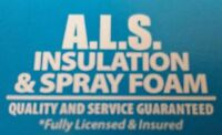 A.L.S. Insulation and Spray Foam