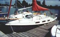 For sale: Tanzer 22' sailboat, new low low price