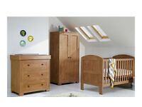 Mamas & Papas nursery set
