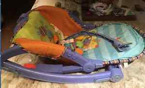 FISHER PRICE INFANT-TO-TODDLER PORTABLE ROCKER!! Peterborough Peterborough Area image 9