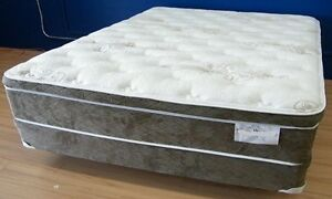 Brand new ultimate luxury pocket coil mattress set. need to sell