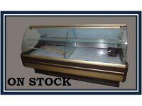 NEW £1491+VAT 180cm (5,9 feet) Serve Over Counter Display Fridge WEGA N2496