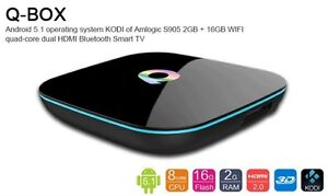 Android TV Boxes ⭐ Fully Programmed with Warranties Cambridge Kitchener Area image 4