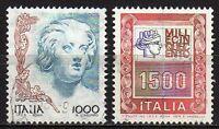 2038 - Repubblica - Francobolli Con Riga Di Colore - Usati / Varietà -  - ebay.it