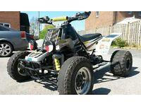 Yamaha banshee quad bike Raptor gsxr r1 r6