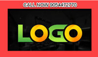 ⭐⭐CUSTOM LOGOS, WEBSITES, BUSINESS CARDS, PRINTING⭐⭐
