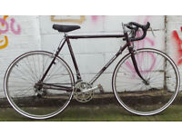 Vintage racing bike MOTOBECANE frame size 23inch - serviced & warranty - Welcome for cup of tea