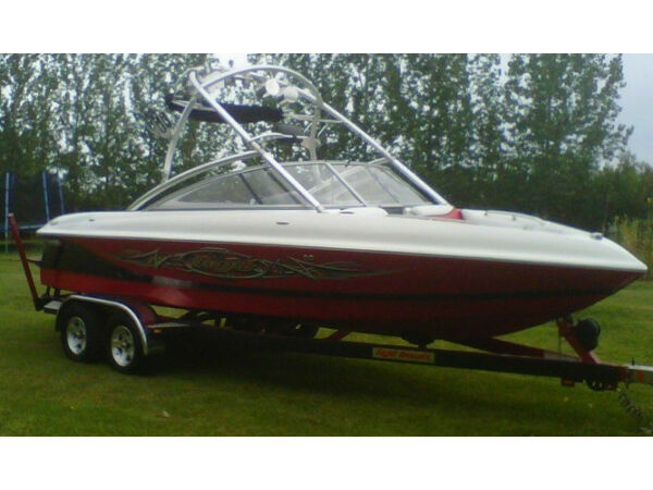 Used 2006 Tige Boats 22VE Riders Edition