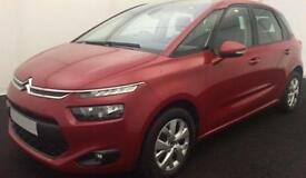 Citroen C4 Picasso 1.6e-HDi ( 115bhp ) ETG6 2013MY VTR+ FROM £41 PER WEEK!