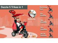 smart trike (red)