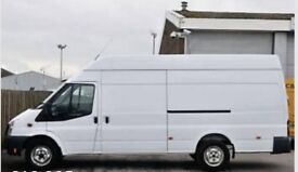 MAN WITH VAN (DELIVERY REMOVAL)