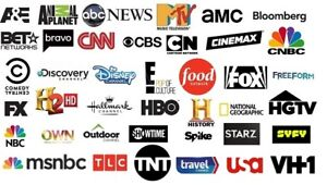 Almost 8000 live TV Channels and 5000 VOD for just $130 a YEAR!!