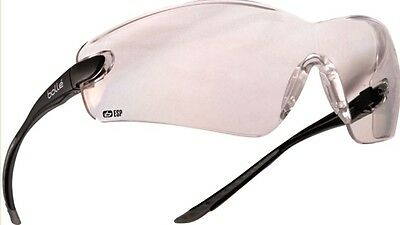 Bolle Cobra Safety Glasses - Anti Mist / Scratch - COBESP ()
