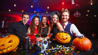 Adult Only Halloween Party