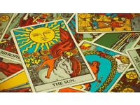 Travelling Tarot Reader - free/pay what you like