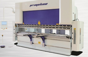 NEW Primeline S250B12 DNC Servo Hydraulic Press Brake (#2043)