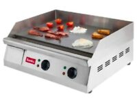 Get It Now, Pay Over 4 Months - NEW BANKS FRY-TOP GRIDDLE with Warranty
