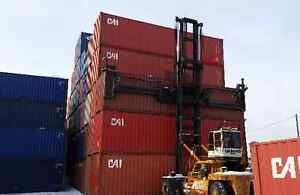 Storage and Shipping Containers (Sea Cans) FOR SALE Edmonton Edmonton Area image 3