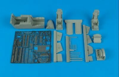 AIRES HOBBY 1/48 RA5C COCKPIT SET FOR TSM 4305