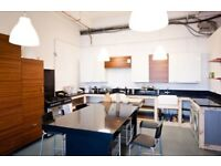 Large double room with mezzanine available in awesome, creative warehouse. All bills inc.