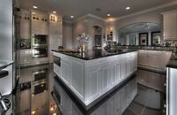 Kitchen Bathroom Basement Development & Reno FREE ESTIMATE<•><•>