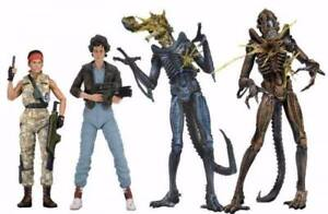 ALIENS SERIES 12 figurines 7 pouces par NECA