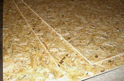 Pannello in legno OSB-3 fenolico mm 9 - 12 - 15 - 18  formato cm 125 x 250