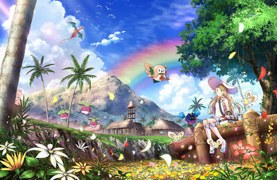 Umaru-chan Playmats Yugioh MTG Pokemon Vanguard Anime Gaming Mats TT305 Himouto