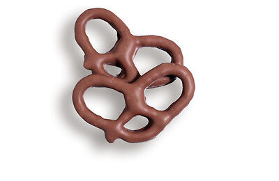 (SweetGourmet Asher's SUGAR FREE Milk Chocolate Pretzels, 1Lb FREE SHIPPING!)