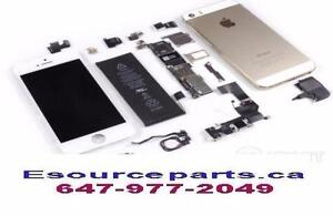 IPHONE 4, 4S, 5, 5S, 5C, SE, 6, 6+, 6S, 6S+ COMPLETE PARTS FOR SALE! REPAIR YOUR OWN DEVICE!