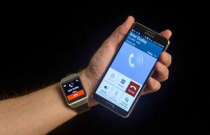 Samsung Galaxy S8 & Galaxy Watch