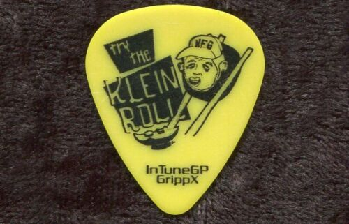 NEW FOUND GLORY Concert Tour Guitar Pick!!! STEVE KLEIN custom stage Pick #2