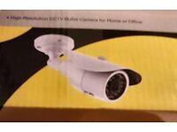 Yale Bullet CCTV Camera 650TVL White AC101W CCTV Security Security Cameras