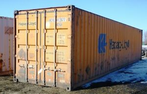 40' Sea Can Storage Container