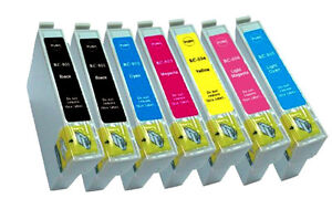 PACK-7-TINTAS-NON-OEM-EPSON-PHOTO-RX585-T0801-T0802-T0803-T0804-T0805-T0806-HQ