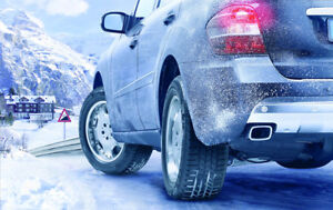 MOBILE TIRE SERVICES - IS YOUR VEHICLE WINTER READY?