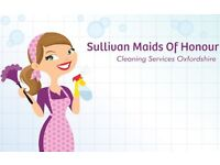 Cleaners Available Oxfordshire Area