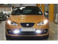 Seat Ibiza FR front LED DRL