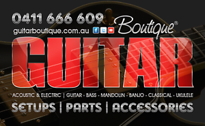 GUITAR and BASS | SETUPS and REPAIRS | SYDNEY WIDE Sydney City Inner Sydney Preview