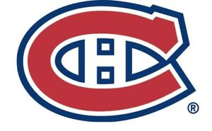 Lot de 5 games Canadiens de Montreal Rouge 118 T