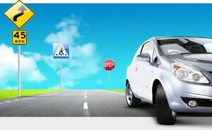 Driving School, Driving Lessons Driving Instructor 416-624-2528