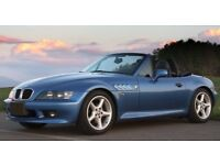 BMW Z3 WANTED ** ALL MODELS CONSIDERED TOP PRICES PAID FOR LOW MILEAGE MINT CARS **
