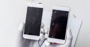 iphone Cracked Screen Fix - We Come to YOU