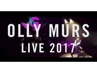 Olly Murs live 2017 ticket
