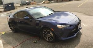 2017 Toyota 86 Lease