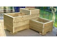 LARGE 3 TIER GARDEN PLANTER ONLY £45