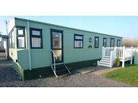 Private sale static caravan for sale northwest Lancashire morecambe 12 month season