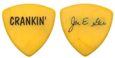 TED NUGENT Guitar Pick : 2000 Rock Never Stops Tour - Jon E. Gee Crankin'