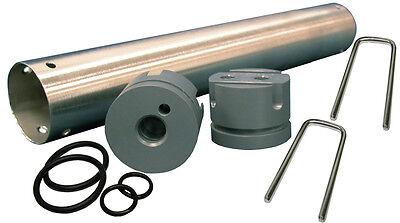 2.5 14 304 Stainless Steel Pressure Vessel Membrane Housing For Ro Nf Uf Mf